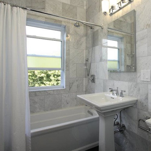 3''x6'' Carrara Marble Bathroom Wall Tile_2