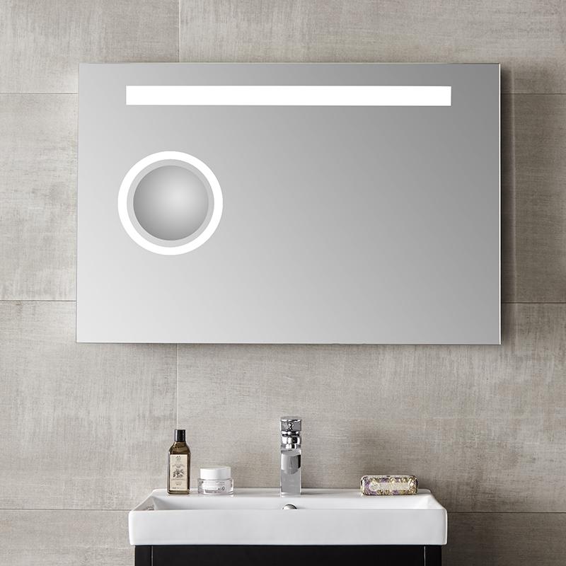 Mz001 zoom illuminated mirror
