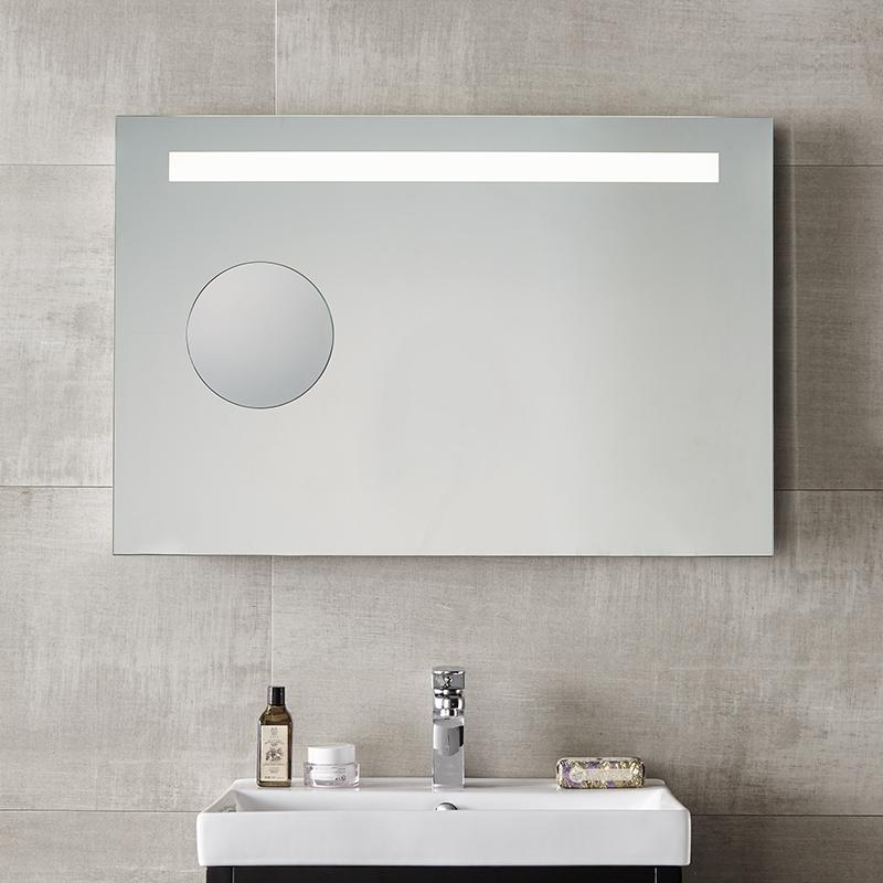 Mz002 zoom illuminated mirror