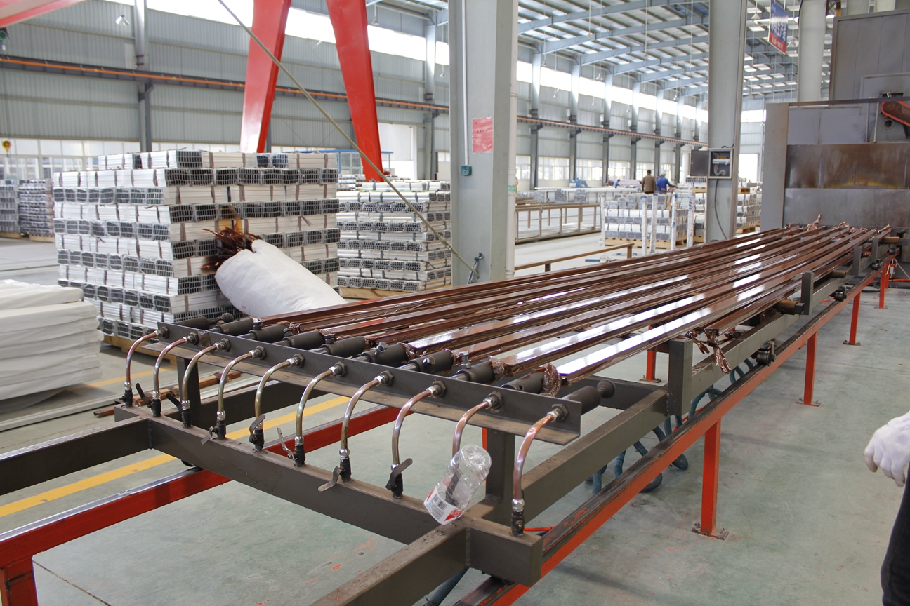 Wood Grain Production Lines_2