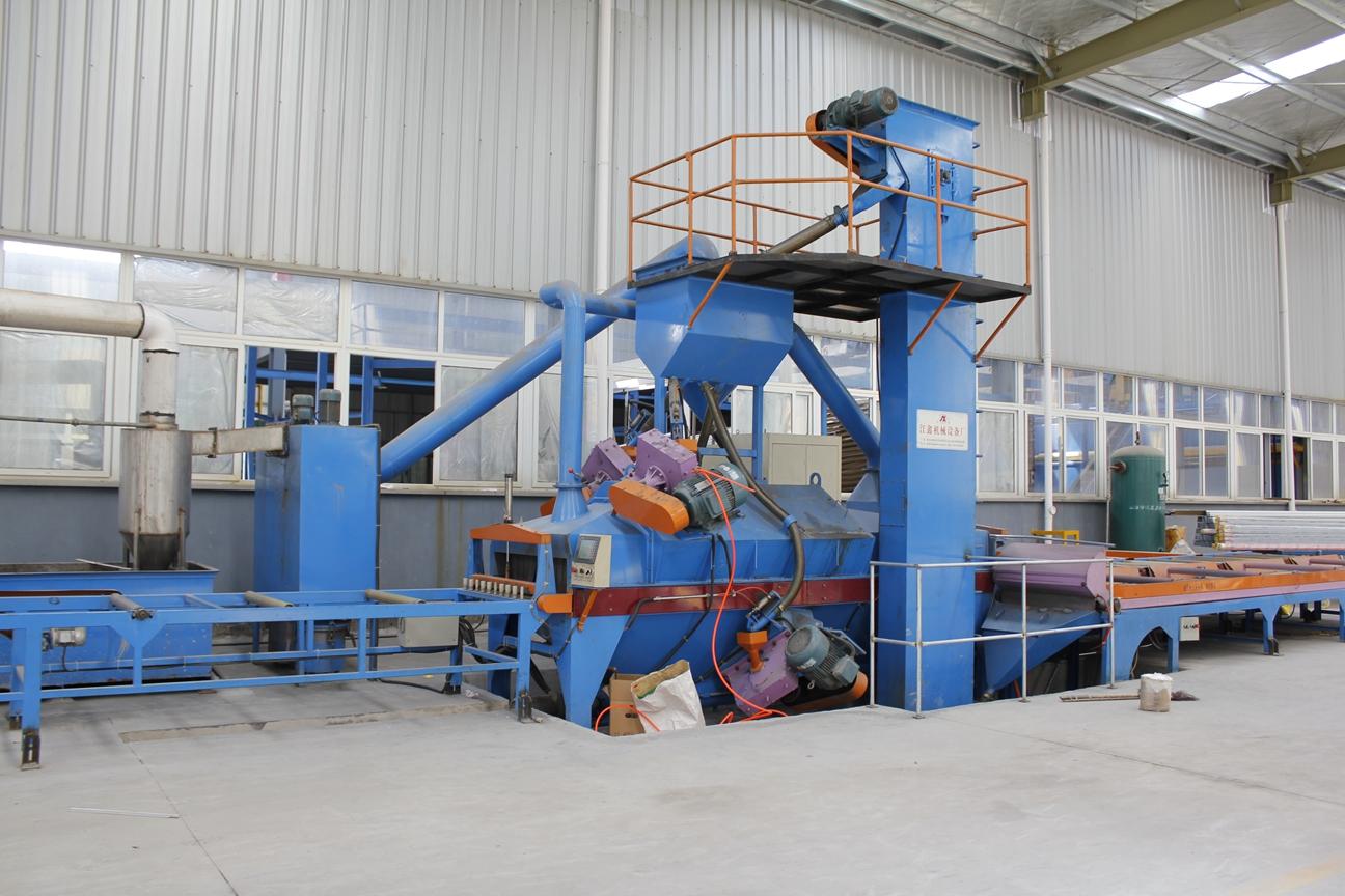 Sand Blasting Production Lines_2