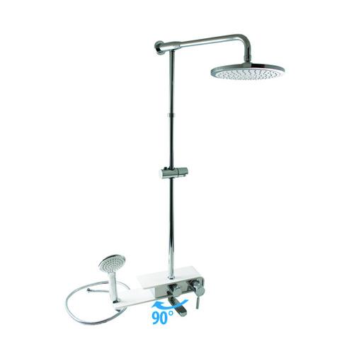 MURRAY MU054.5/3 Bath Lever Mixer_2