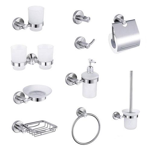 Toilet accessories