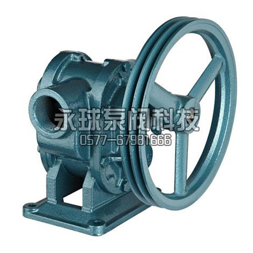 BP Pulley Gear Pump_2
