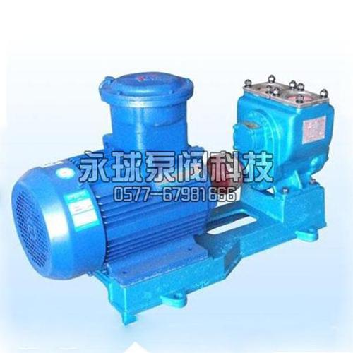 YHCB Series Arc Gear Pump_2