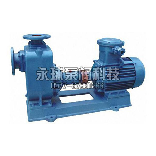CYZ-A Self-Priming Centrifugal Pumps_2