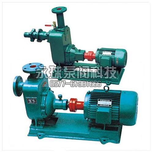 ZW Self-Priming Non-Clog Sewage Pump_2