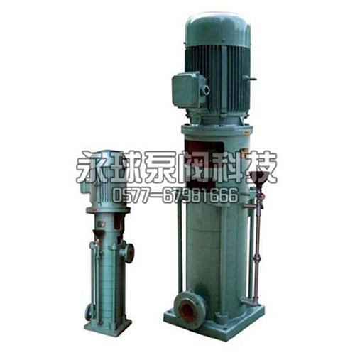 DL-DLR Type Vertical Multistage Centrifugal Pump_2