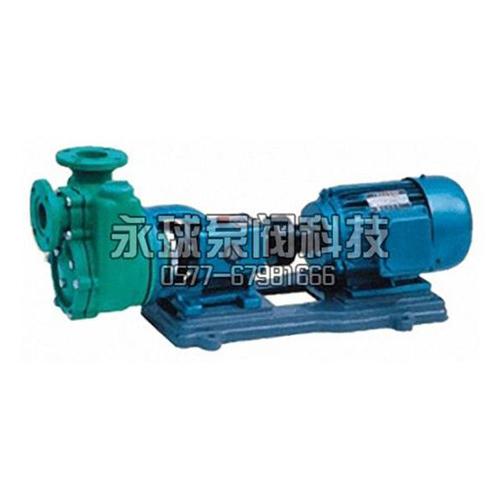 FP-FV-Type Reinforced Polypropylene Centrifugal PUMP_2