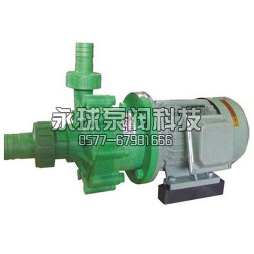FS-Type Plastic Centrifugal Pump_2