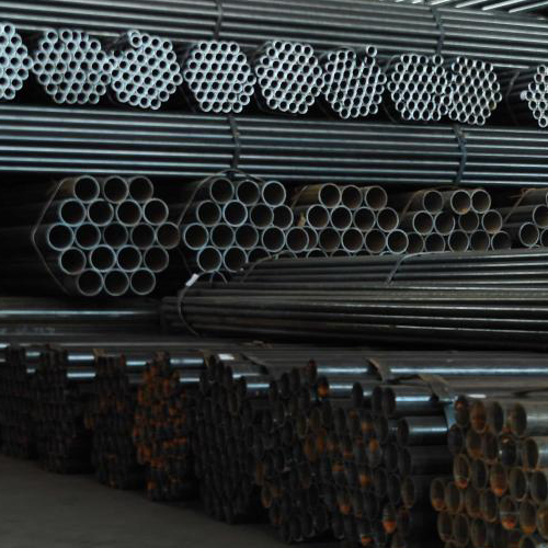 Erw steel  conveyor belt pipe