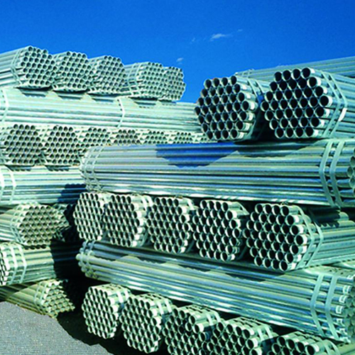 Hot-dipping And Pre-galvanized Steel Pipe_2