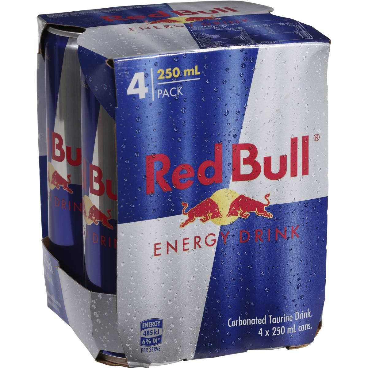 Australia Original Red Bull Energy Drink 250ml_2