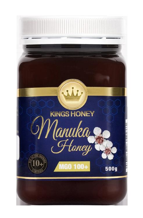 Kings Manuka Honey MGO 100, 500g_2