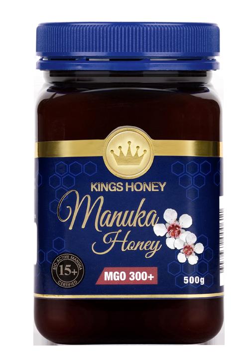 Kings Manuka Honey MGO 300, 500g