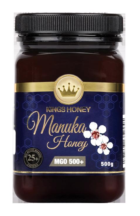 Kings Manuka Honey MGO 500, 500g