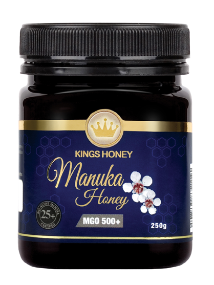 Kings Manuka Honey MGO 500, 250g