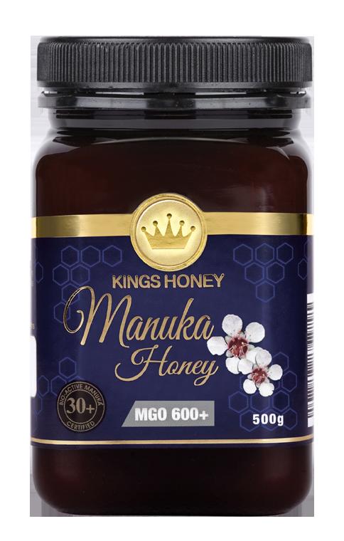 Kings Manuka Honey MGO 600, 500g