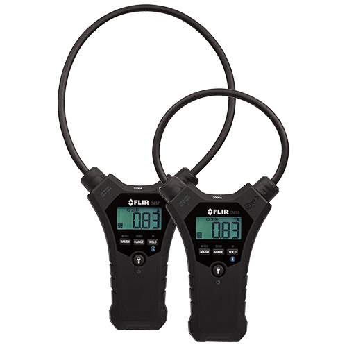CM55 & CM57 Flexible Clamp Meters_2