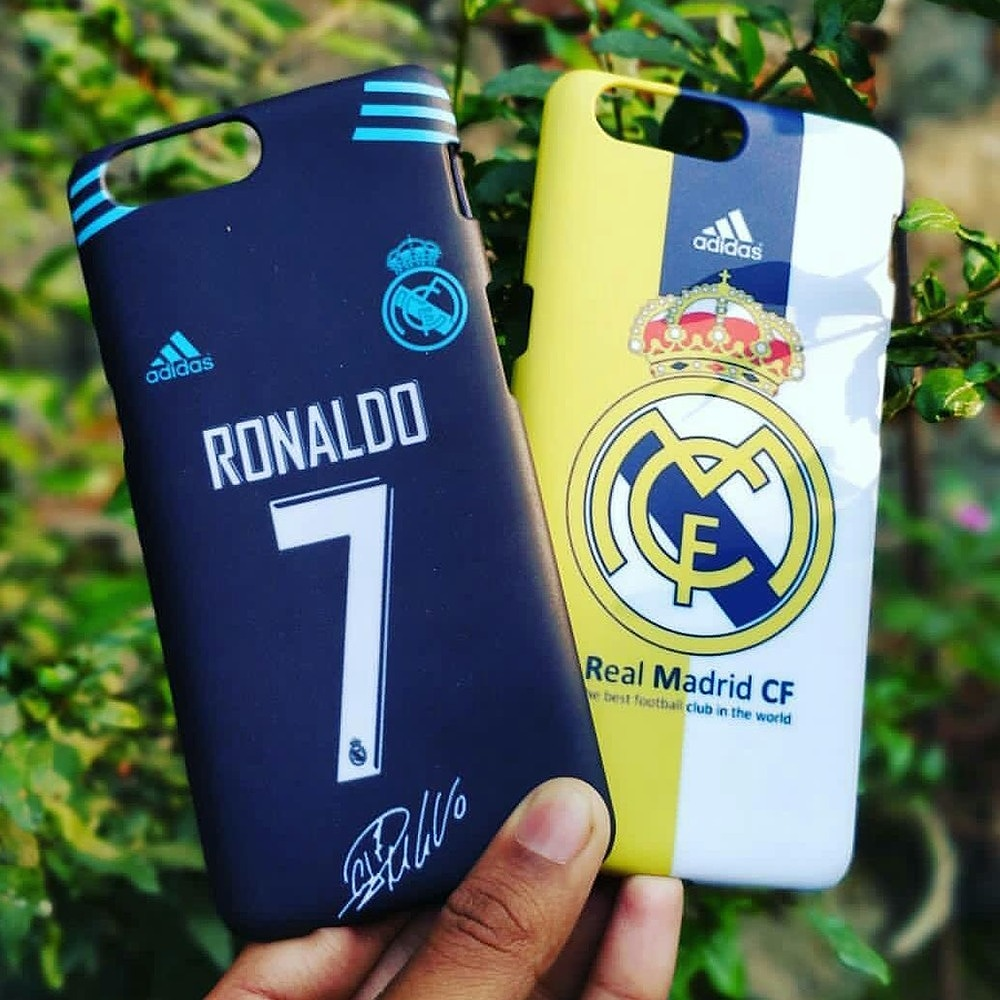 Ronaldo and Real Madrid- Phone Cases_2