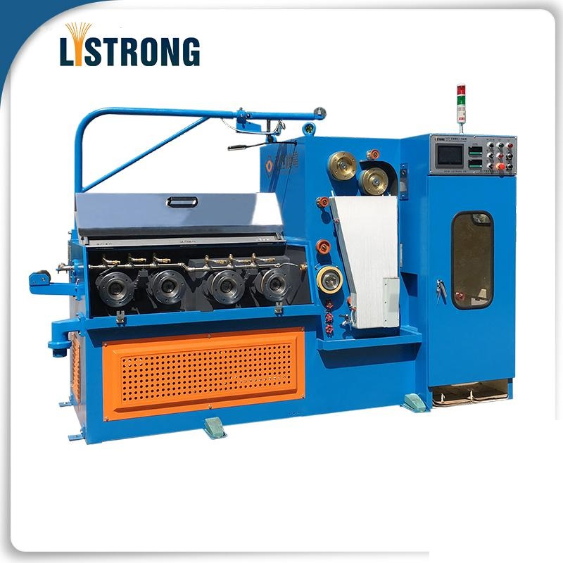 24DT Fine Copper Wire Drawing Machine with Continuous Annealer_2