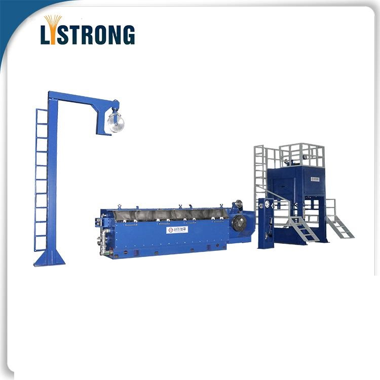 9d rod breakdown copper wire drawing machine