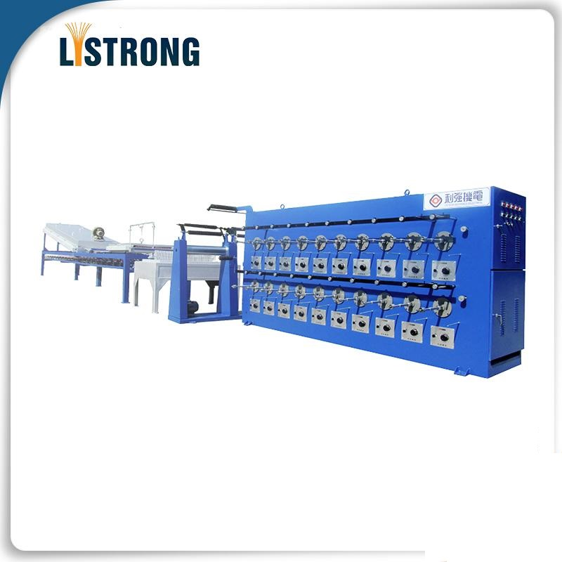 40H Pipe type Copper Wire Annealing Machine_2