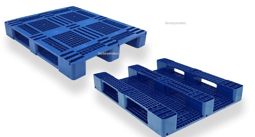 Pallets plastic euro standard,cargo pallets