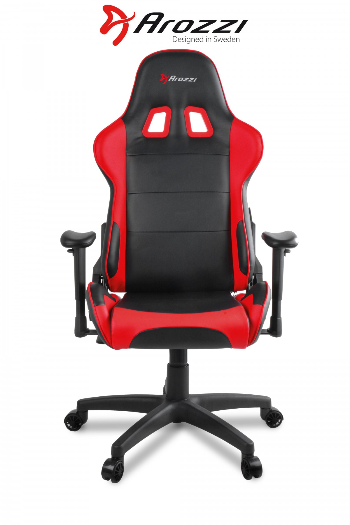 Aroz verona v2 gaming chair – red
