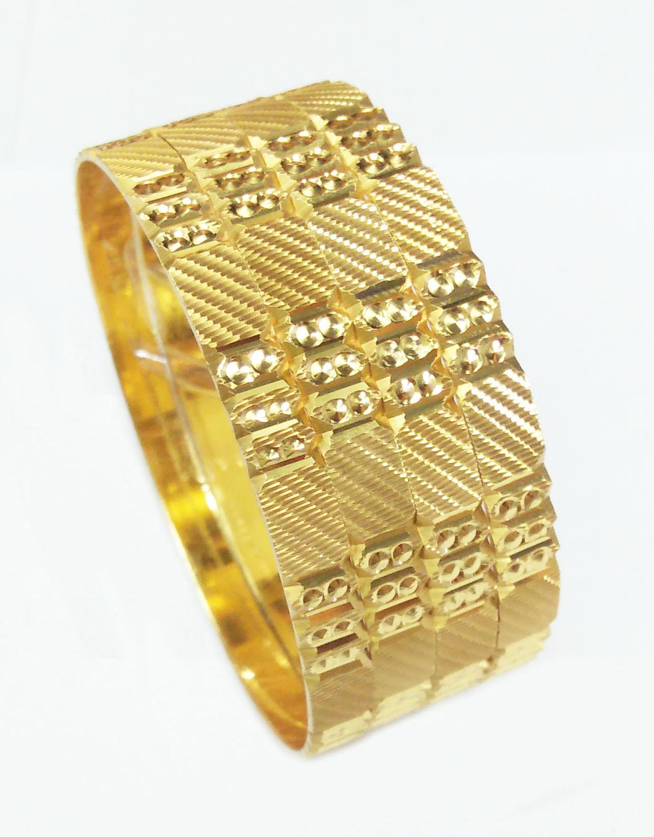 CNC Diegold Brass Bangles_2