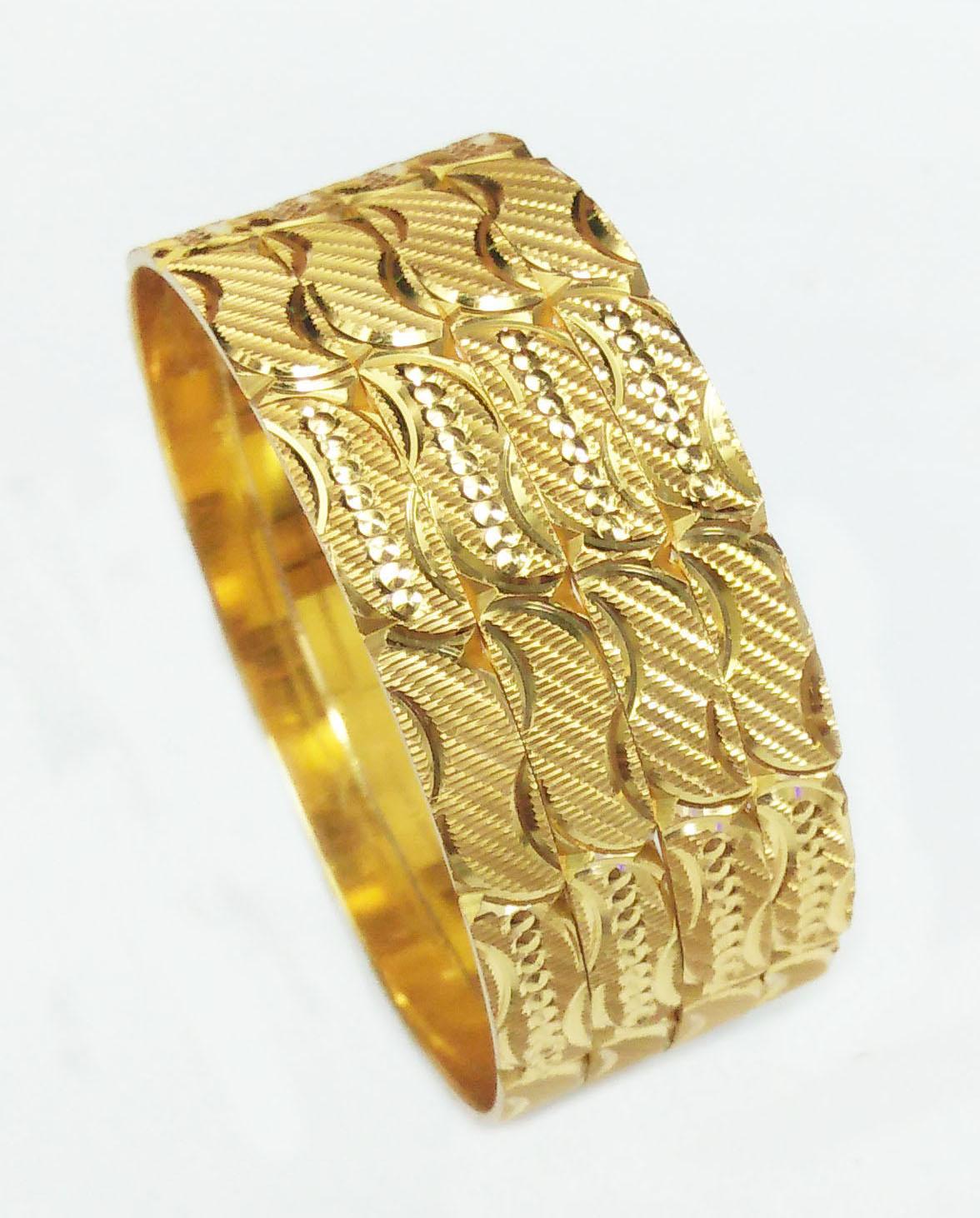 CNC Diegold Brass Bangles_3