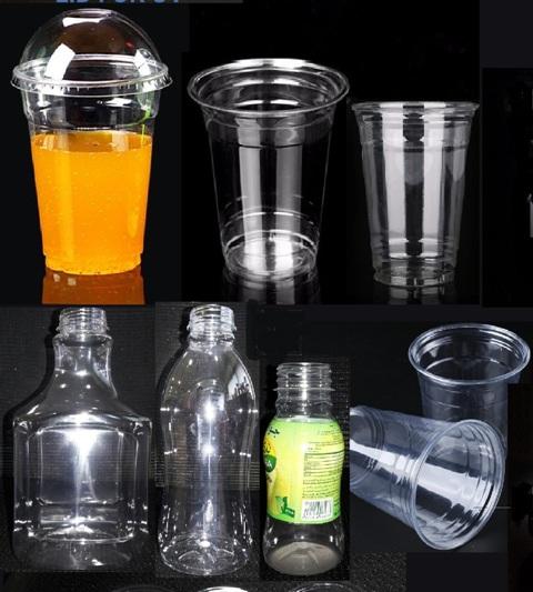 Juice cups & bottles