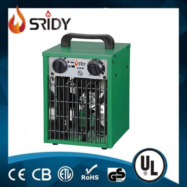 3KW Fan Space Heater 2580 Kcal 10200 BTU 40/1650/3300W TSE-33A