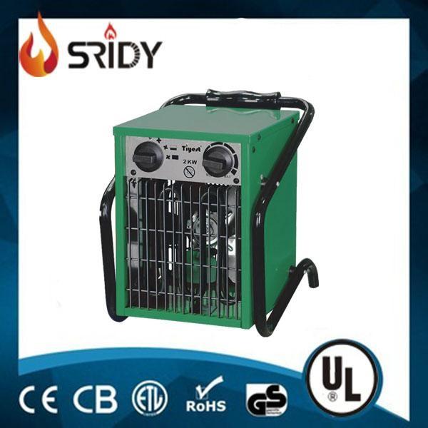 Electric Industrial Fan Heaters Workshop Shed Garage Space Heater TSE-20D