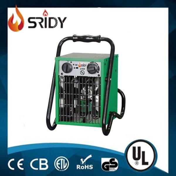 Free Standing Electric Industrial Fan/Fan Heater Carpet Dryer TSE-20C_2