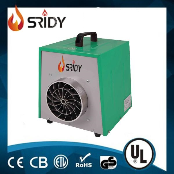 Free Standing Electrical Fan Heater for Greenhouse Shed Construction Site Warm and Dry FH-30H_2
