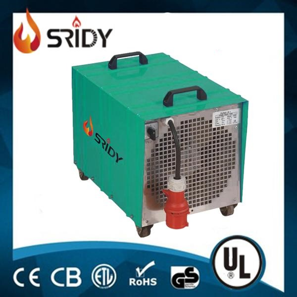 Free Standing Electrical Fan Heater for Greenhouse Shed Construction Site Warm and Dry FH-30H_3