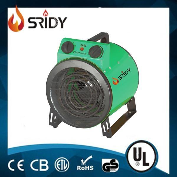 Free Standing Electric Industrial Fan/Fan Heater Carpet Dryer TSE-20K