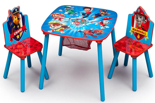 PAW Patrol Table & Chair Set with Storage_2