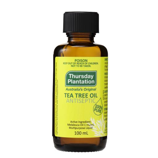 Thursday plantation 100% pure tea tree oil 100ml australia