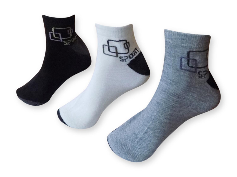 Sports cotton socks , ankle socks, full length