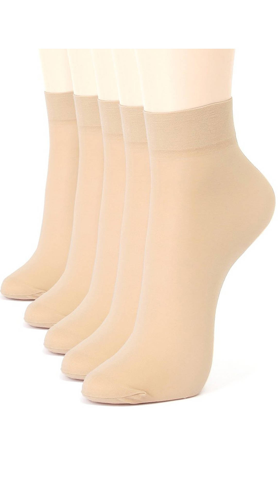 Women Transparent Socks , Nylon socks , Cotton Socks_2