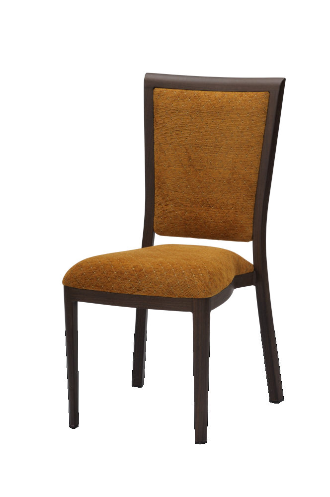 Wooden Upholstered Chair_4