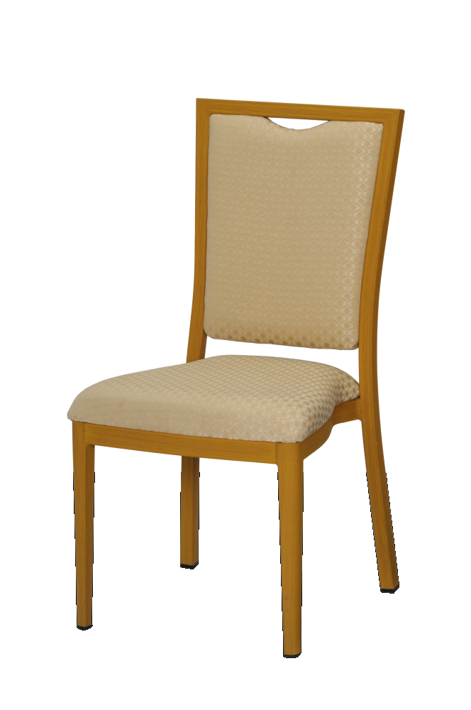 Wooden Upholstered Chair_3