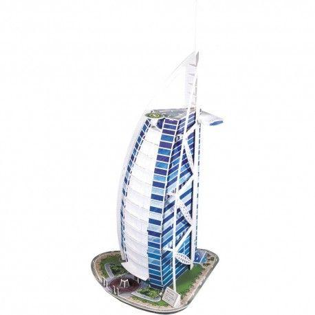 """3D Puzzle POP Out World """"The Burj Al Arab""""_3"""