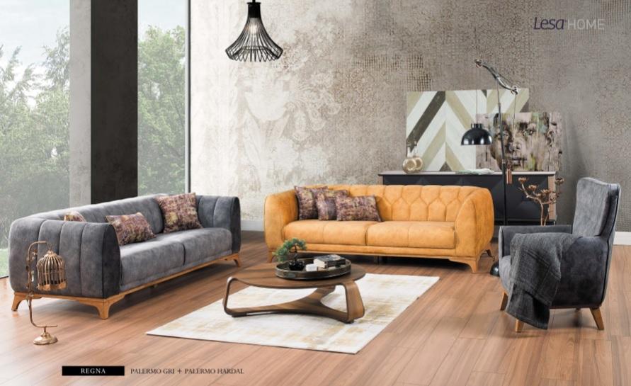 Lesa regna sofa set