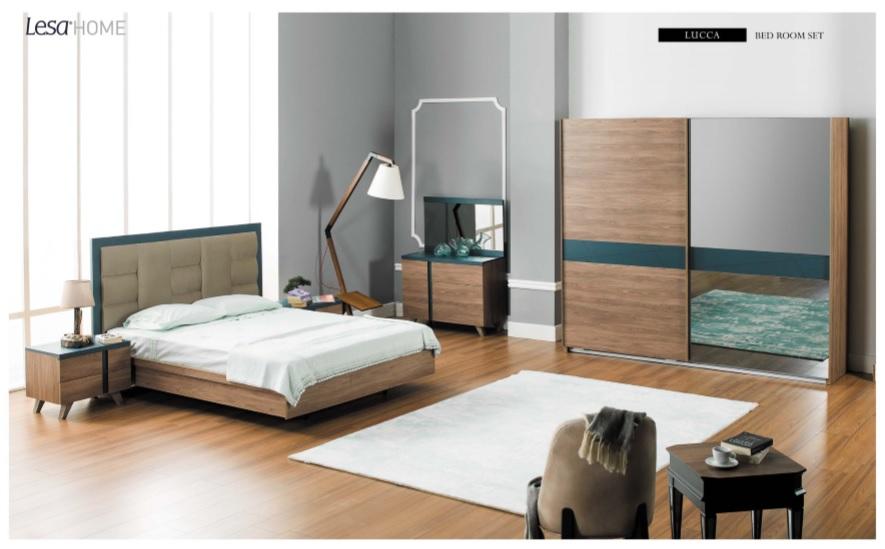 Lucca bedroom set
