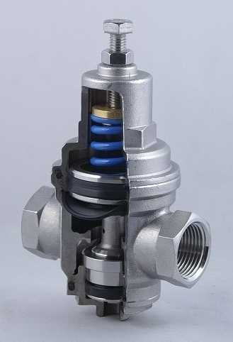 WRAS ACS Pressure Regulator SS316 Thread End_3