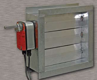AVCD Motorized Volume Control Damper_2