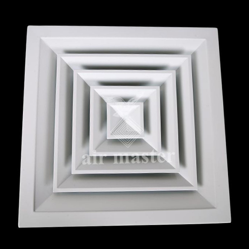 Acd4+d square ceiling diffuser